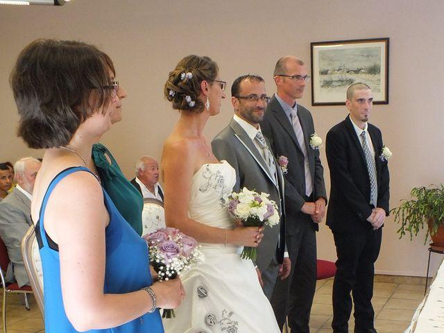 Le mariage de Ludovic et Aurore à Mansigné, Sarthe 17