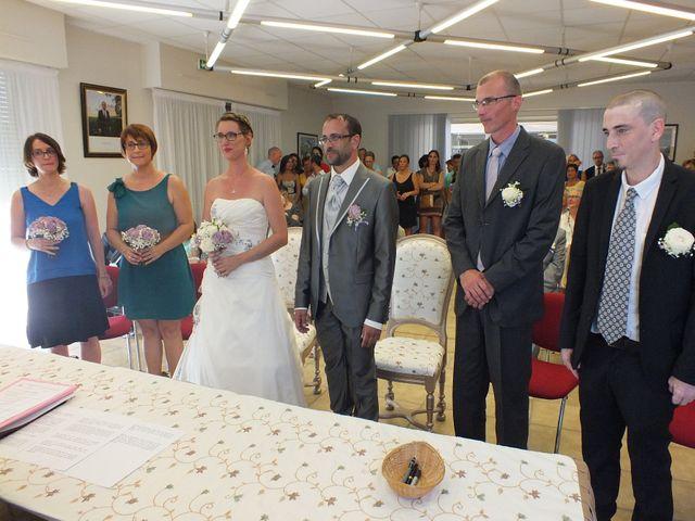 Le mariage de Ludovic et Aurore à Mansigné, Sarthe 18