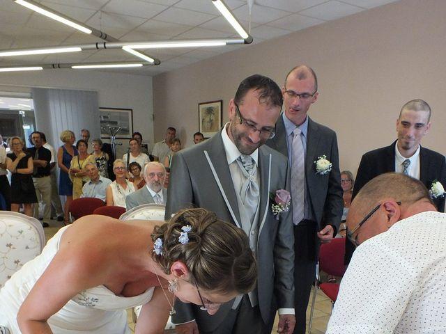 Le mariage de Ludovic et Aurore à Mansigné, Sarthe 19