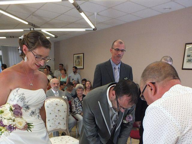 Le mariage de Ludovic et Aurore à Mansigné, Sarthe 20