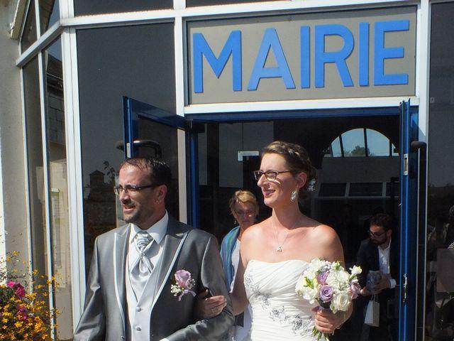 Le mariage de Ludovic et Aurore à Mansigné, Sarthe 21