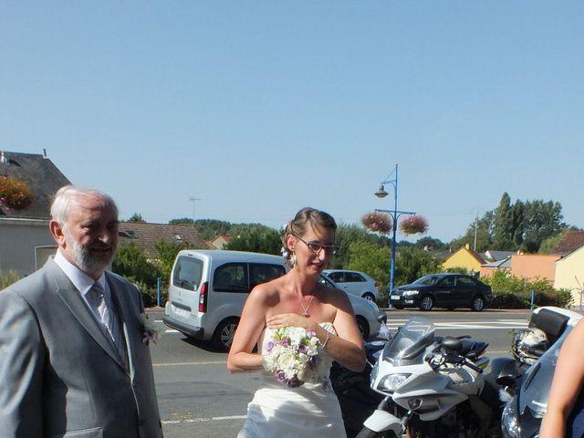 Le mariage de Ludovic et Aurore à Mansigné, Sarthe 23
