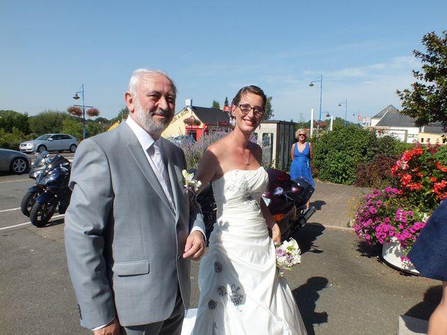 Le mariage de Ludovic et Aurore à Mansigné, Sarthe 24