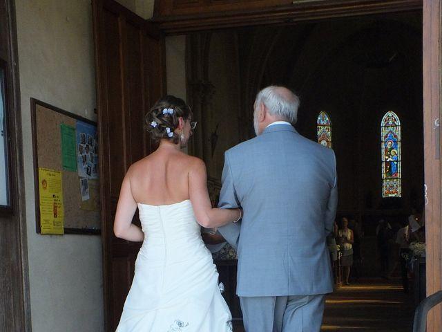 Le mariage de Ludovic et Aurore à Mansigné, Sarthe 25