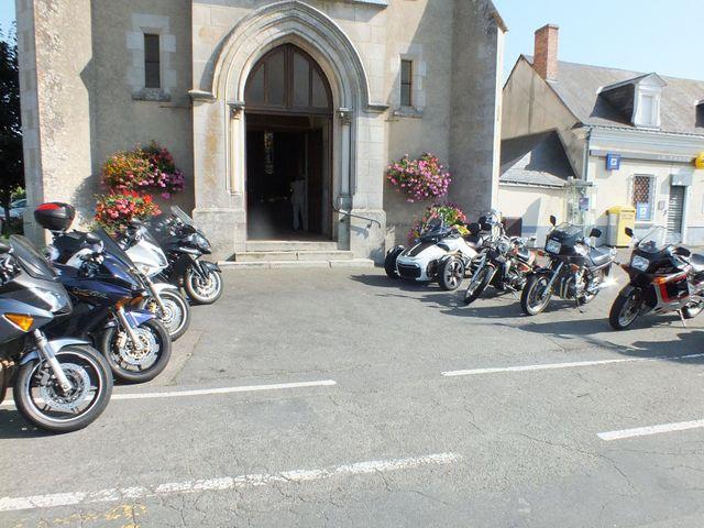 Le mariage de Ludovic et Aurore à Mansigné, Sarthe 30