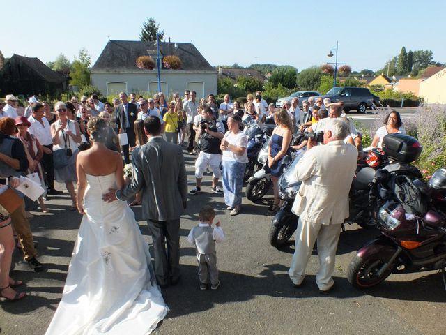 Le mariage de Ludovic et Aurore à Mansigné, Sarthe 33