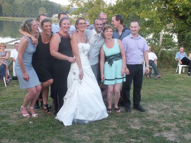Le mariage de Ludovic et Aurore à Mansigné, Sarthe 39