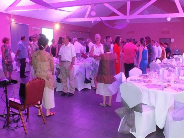 Le mariage de Ludovic et Aurore à Mansigné, Sarthe 40