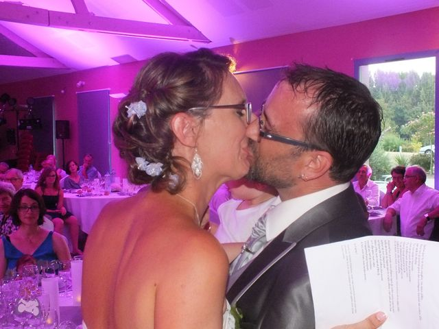 Le mariage de Ludovic et Aurore à Mansigné, Sarthe 45