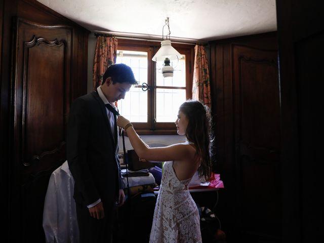 Le mariage de Vladimir et Mélanie à Le Rouret, Alpes-Maritimes 5