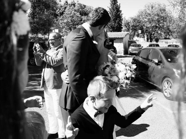 Le mariage de Vladimir et Mélanie à Le Rouret, Alpes-Maritimes 8
