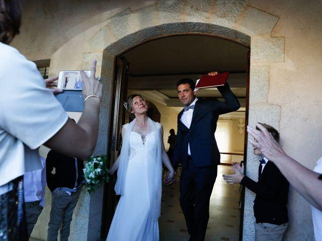 Le mariage de Vladimir et Mélanie à Le Rouret, Alpes-Maritimes 9