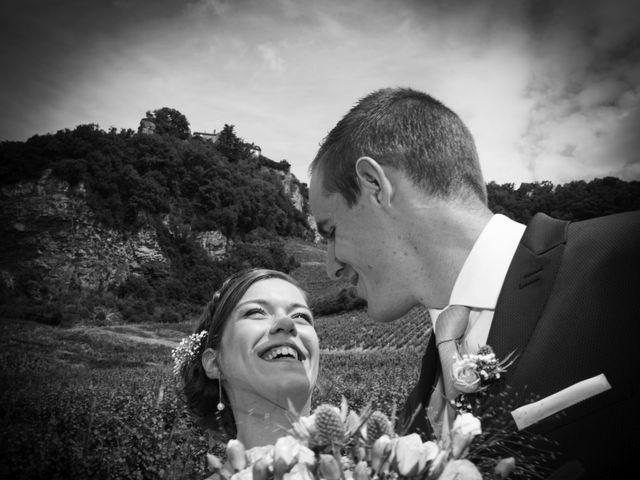 Le mariage de Alexis et Marine à Voiteur, Jura 4
