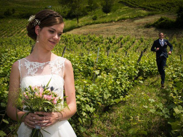 Le mariage de Alexis et Marine à Voiteur, Jura 1