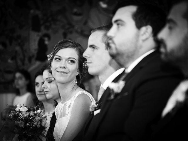 Le mariage de Alexis et Marine à Voiteur, Jura 6