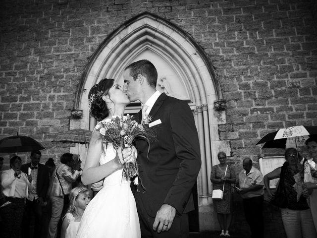 Le mariage de Alexis et Marine à Voiteur, Jura 9
