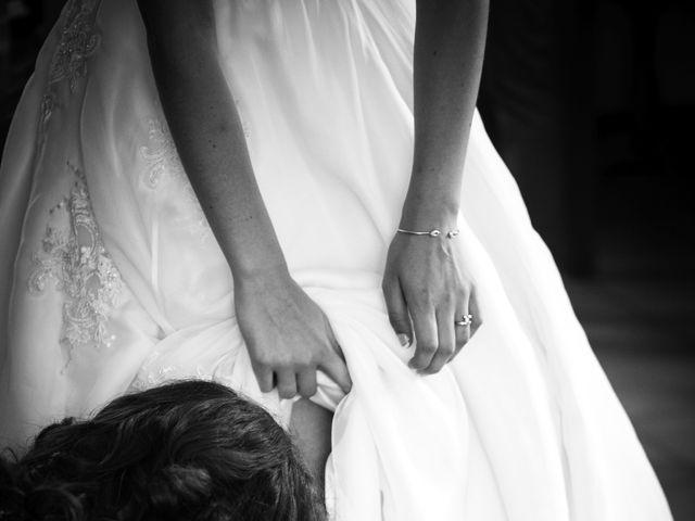Le mariage de Alexis et Marine à Voiteur, Jura 11