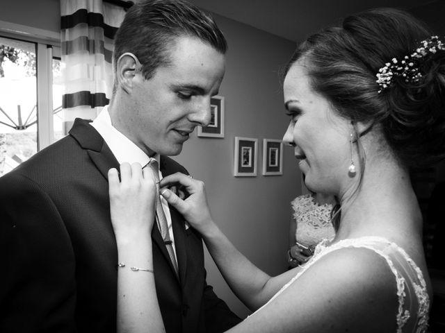 Le mariage de Alexis et Marine à Voiteur, Jura 12