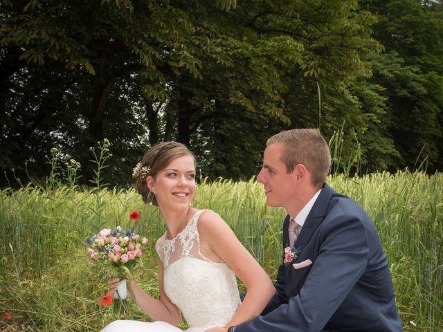Le mariage de Alexis et Marine à Voiteur, Jura 13