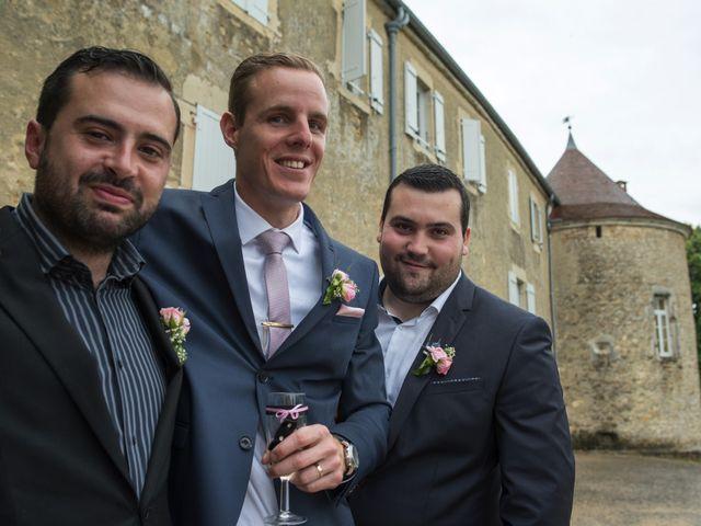 Le mariage de Alexis et Marine à Voiteur, Jura 17