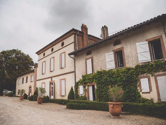 Le mariage de Matthieu et Lucie à Verfeil, Haute-Garonne 3