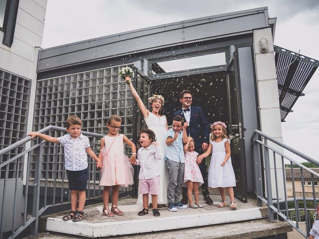 Le mariage de Matthieu et Lucie à Verfeil, Haute-Garonne 28