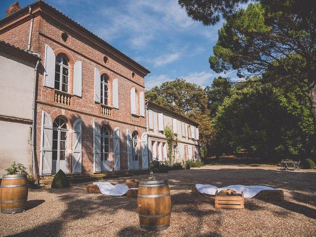 Le mariage de Matthieu et Lucie à Verfeil, Haute-Garonne 37