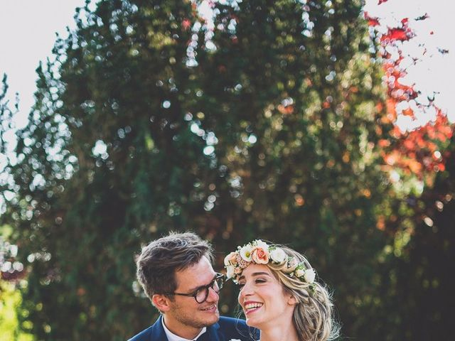 Le mariage de Matthieu et Lucie à Verfeil, Haute-Garonne 41