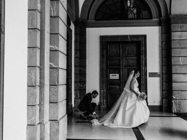 Le mariage de Cédric et Ingrid à Annecy, Haute-Savoie 15