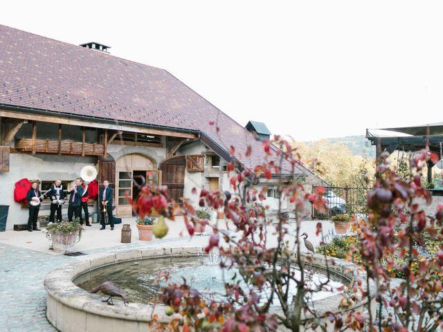 Le mariage de Cédric et Ingrid à Annecy, Haute-Savoie 30