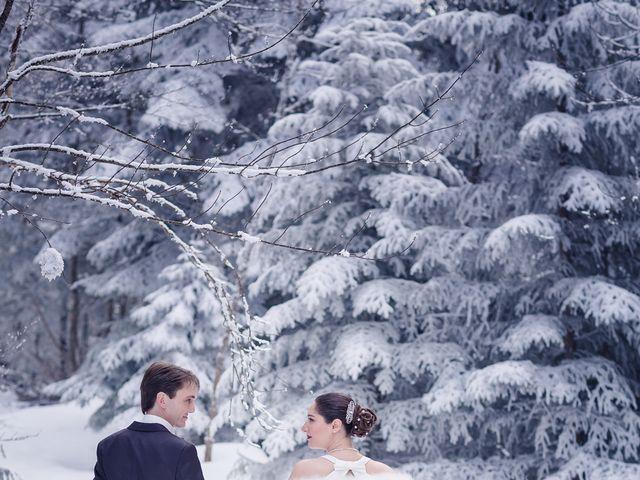 Le mariage de Cédric et Ingrid à Annecy, Haute-Savoie 40