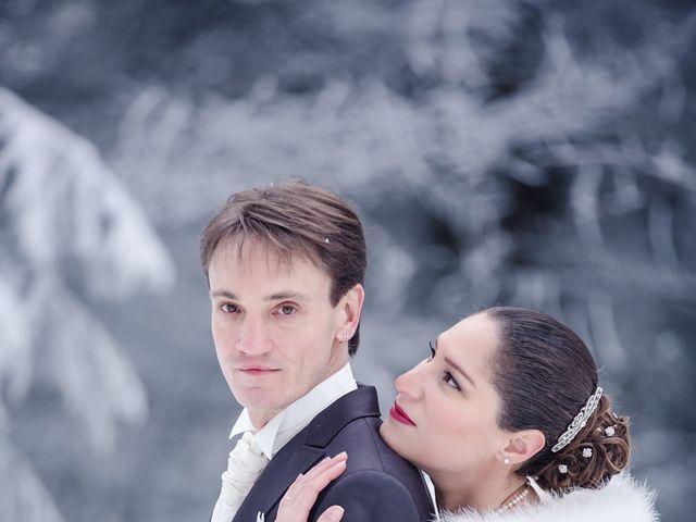 Le mariage de Cédric et Ingrid à Annecy, Haute-Savoie 42