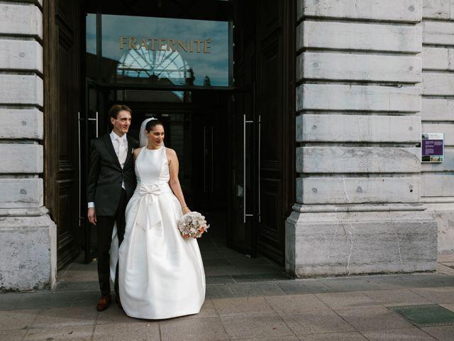 Le mariage de Cédric et Ingrid à Annecy, Haute-Savoie 18