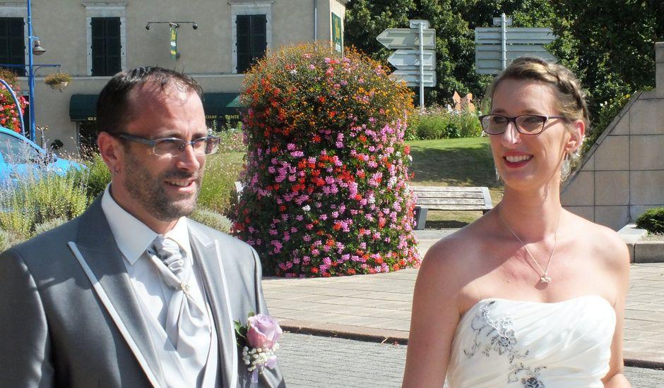 Le mariage de Ludovic et Aurore à Mansigné, Sarthe