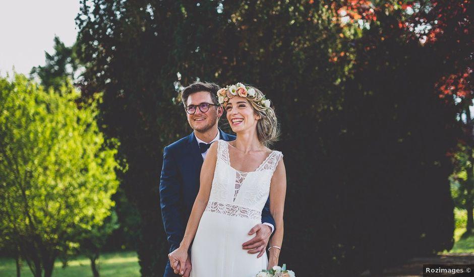 Le mariage de Matthieu et Lucie à Verfeil, Haute-Garonne