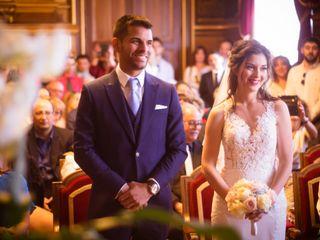 Le mariage de Laura et Mehdi