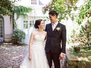 Le mariage de Katherine et Lam
