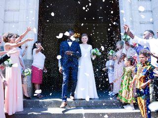 Le mariage de Olgaa et Soulemane