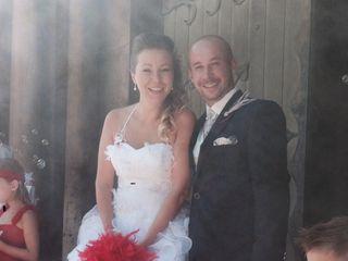 Le mariage de Elodie et Franck