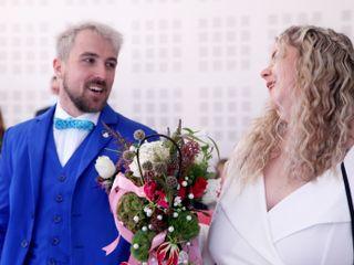 Le mariage de Typhaine  et Grégoire