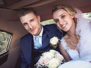 Le mariage de Mathilde et Xavier 1
