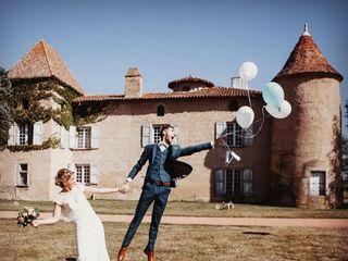 Le mariage de Benjamin et Anne Laure