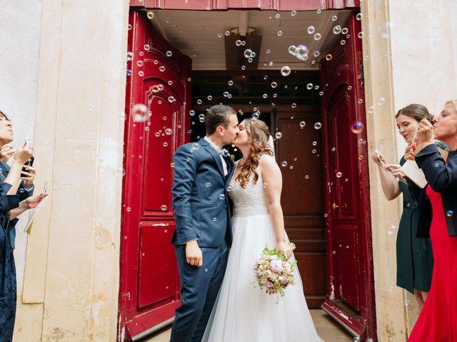 Le mariage de Florian et Alice à Paris, Paris 13