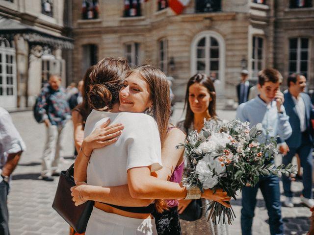 Le mariage de Lionel et Marion à Paris, Paris 1
