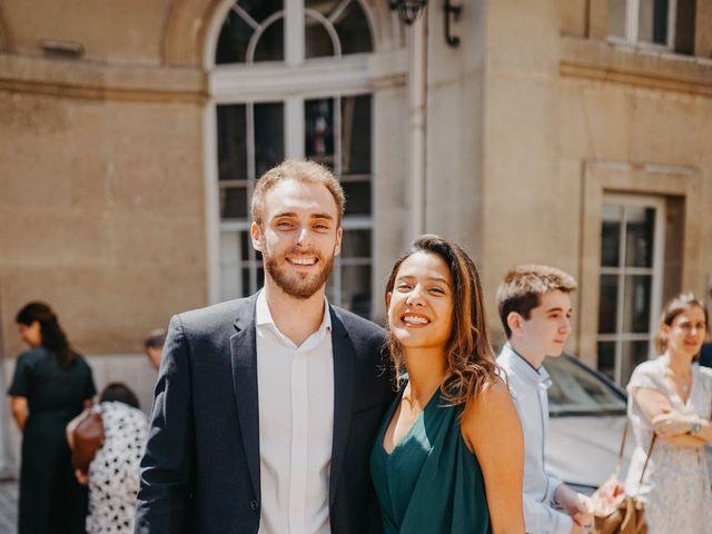 Le mariage de Lionel et Marion à Paris, Paris 4