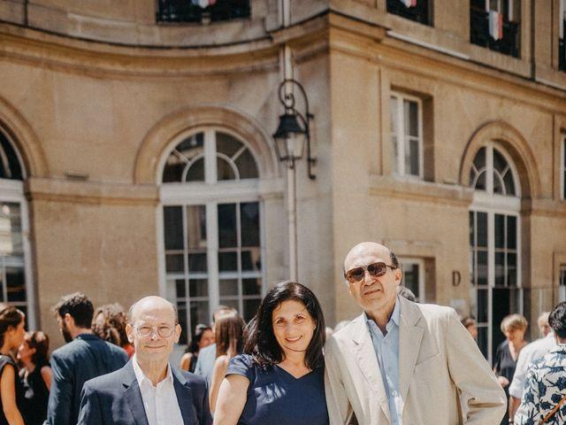 Le mariage de Lionel et Marion à Paris, Paris 5