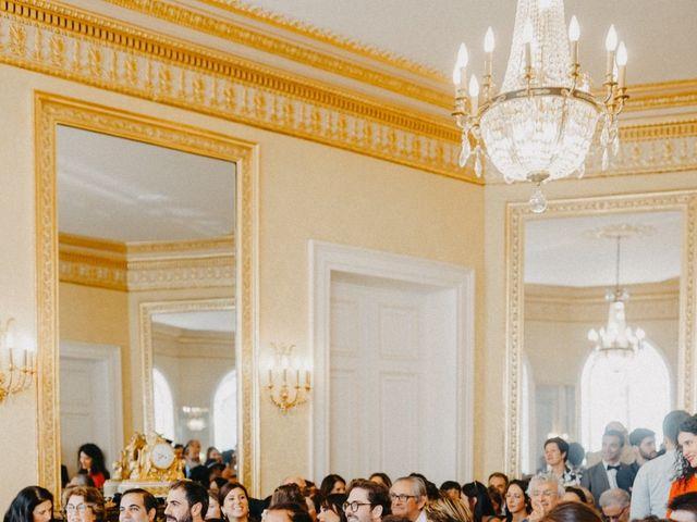 Le mariage de Lionel et Marion à Paris, Paris 6