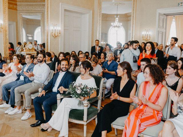 Le mariage de Lionel et Marion à Paris, Paris 7