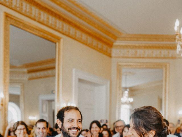 Le mariage de Lionel et Marion à Paris, Paris 8