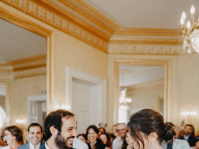 Le mariage de Lionel et Marion à Paris, Paris 9